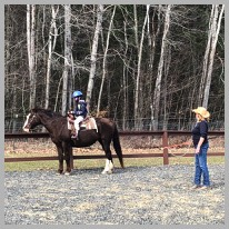 Stable Connections Horseback Riding Lessons